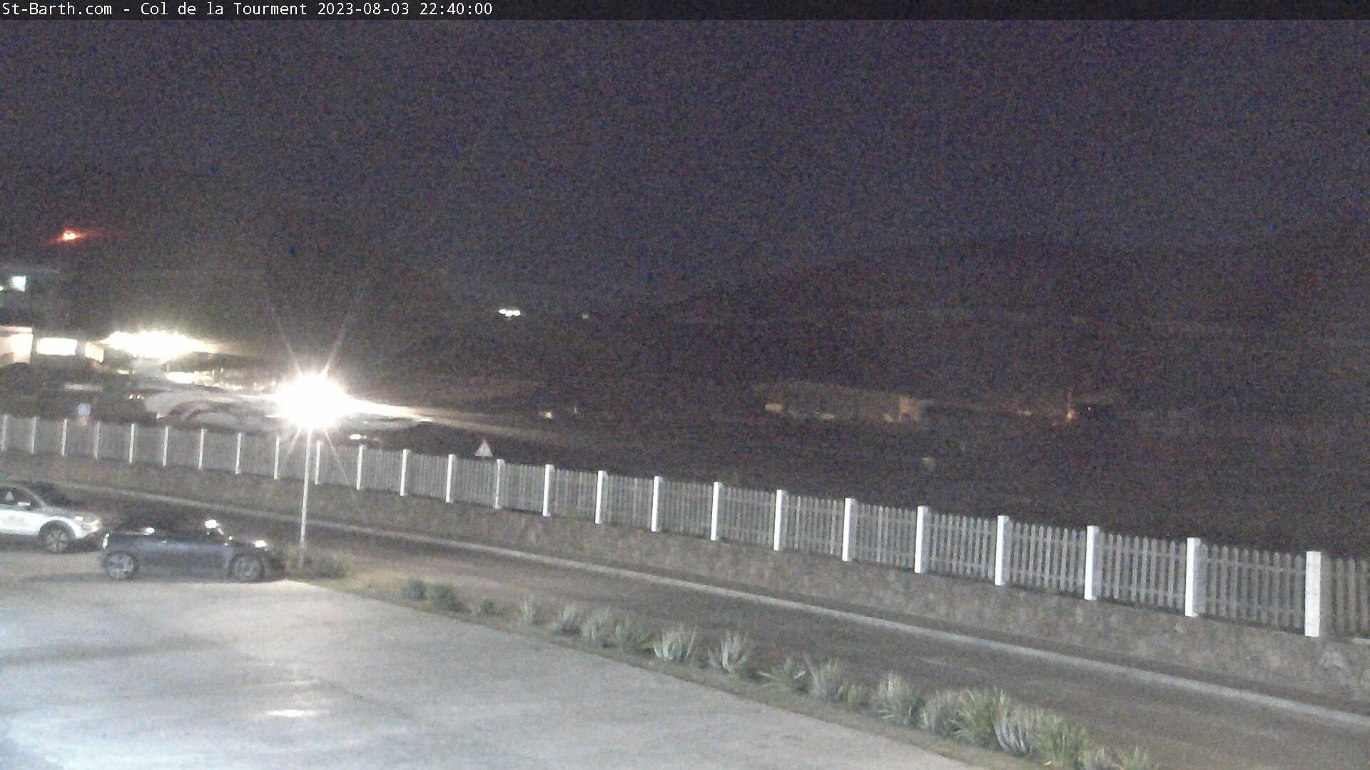 St Barth - St-Barth.com - Aéroport Gustav III - Webcam